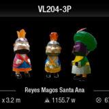Reyes Magos Santa Ana