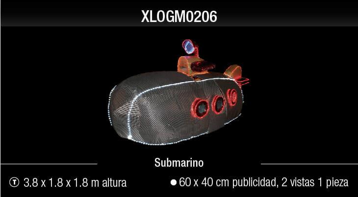 blachere submarino