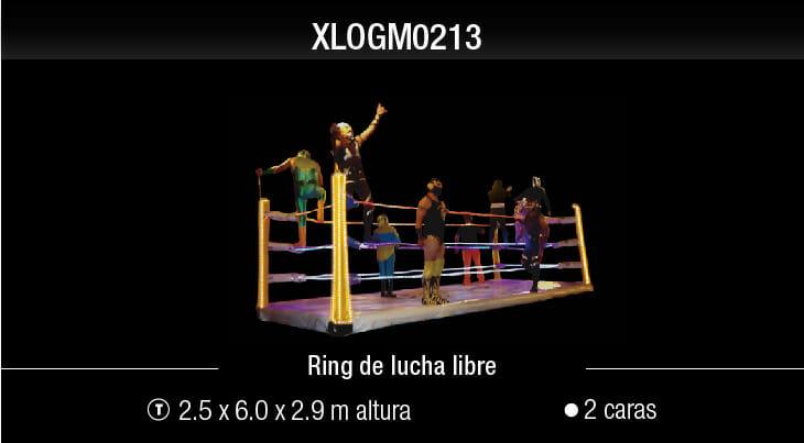 blachere ring de lucha libre