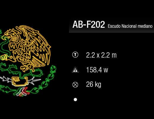 escudo nacional mediano