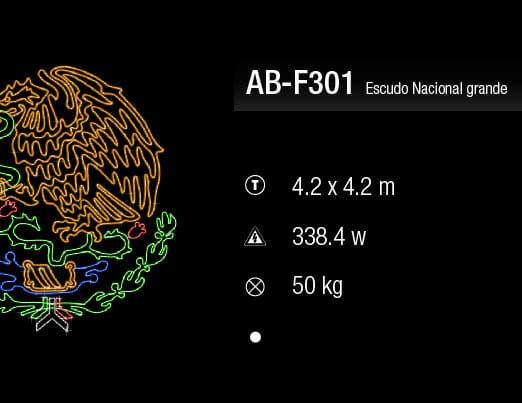 escudo nacional grande