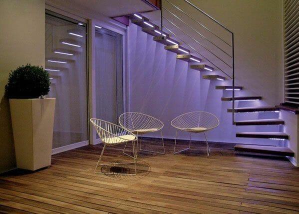 la iluminacin con leds en casa