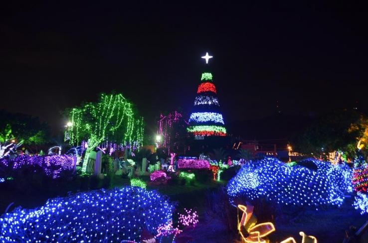 Leds navideños